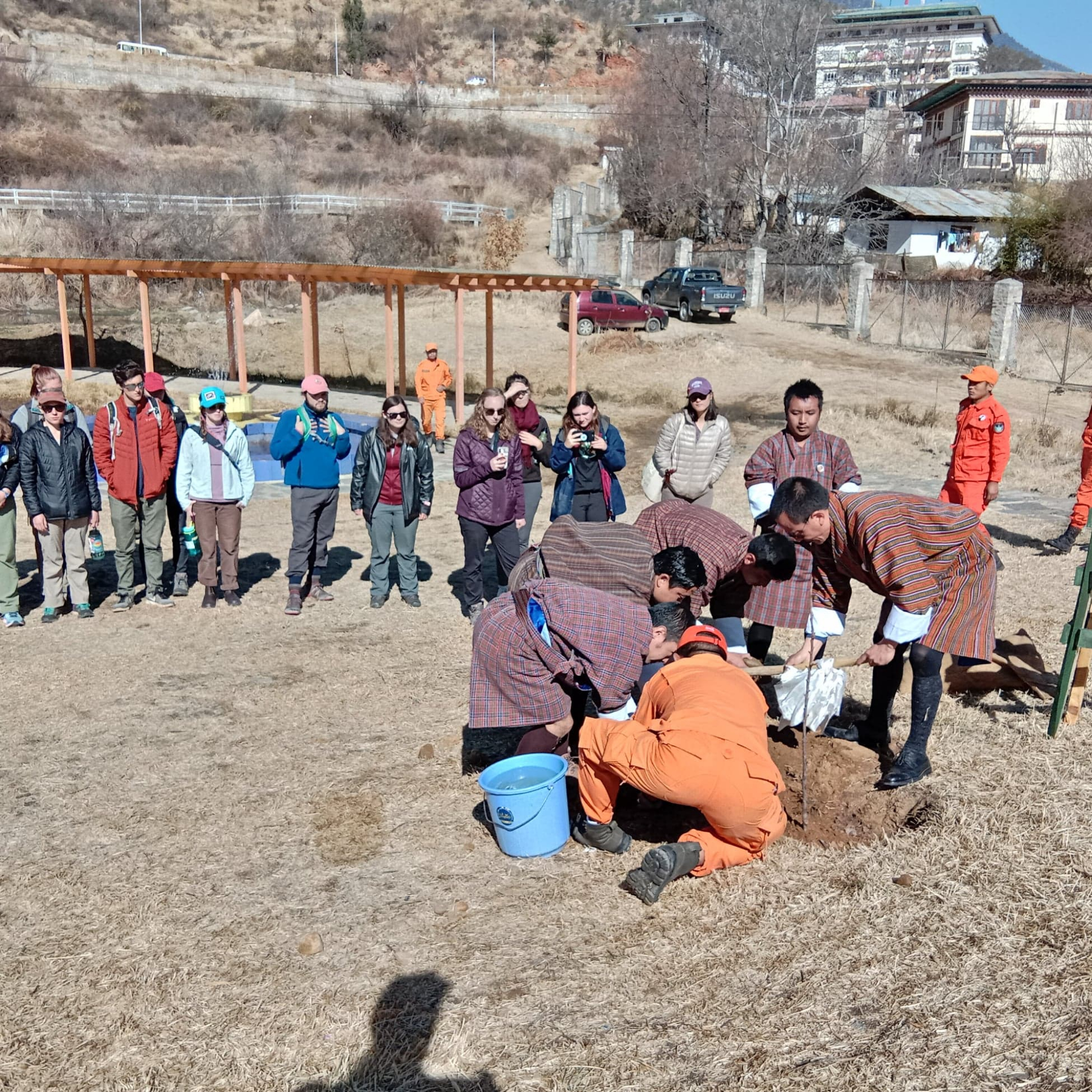 """Fruits for all"" Initiative Launched in Thimphu"