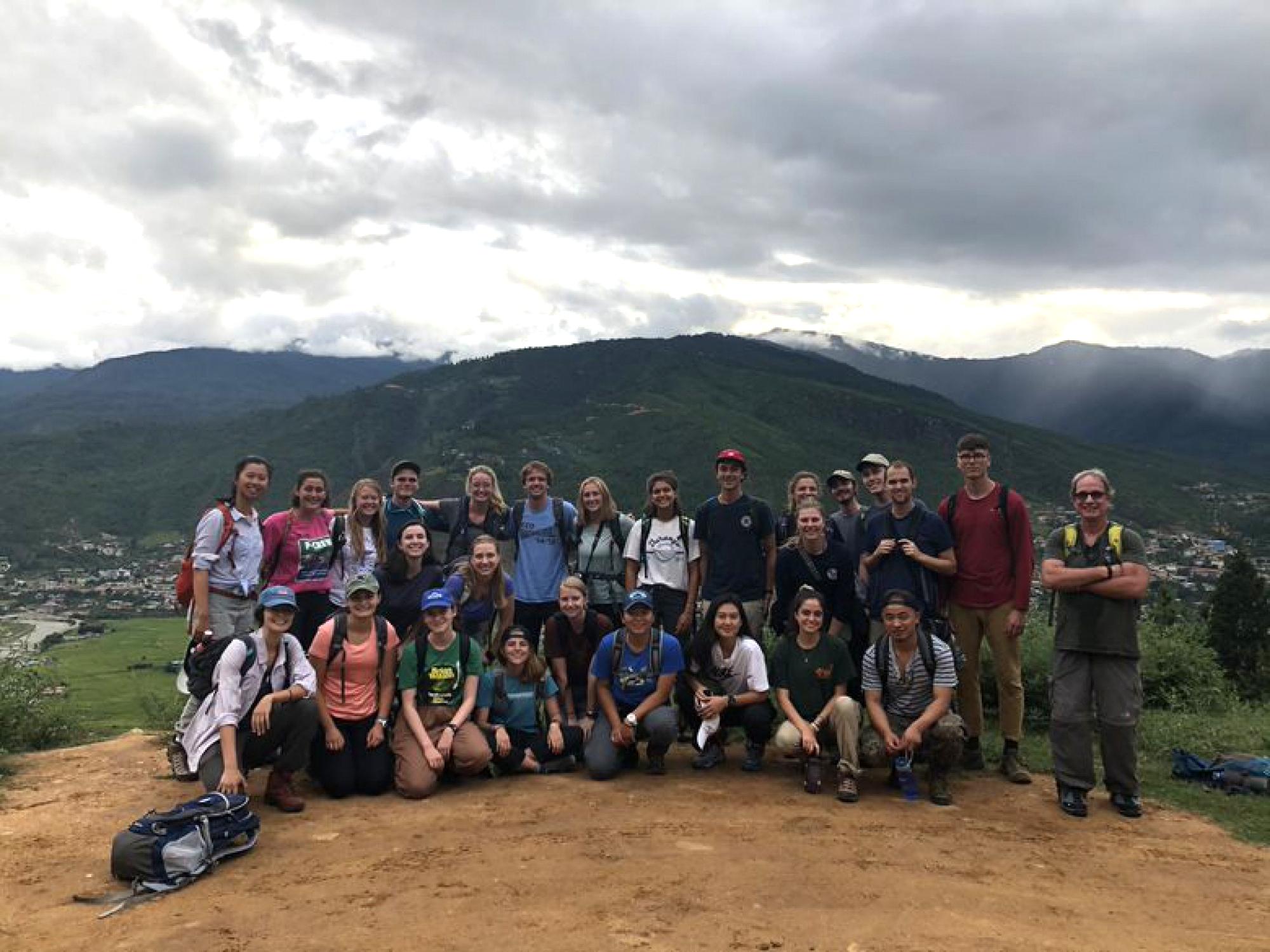 The School for Field Studies (SFS) 2019 Fall Semester Program Begins